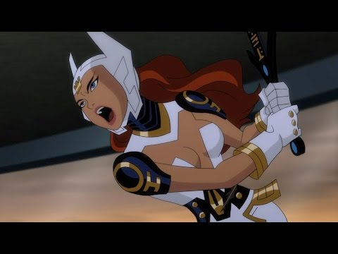 "Justice League: Gods and Monsters - ""Under Us"" Clip"