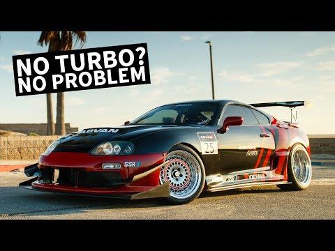 The Anti-Supra Supra: Larry Snaps a Non-Turbo 2jz