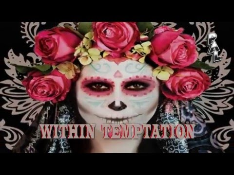 Within Temptation, 2015-12-20, black X-mas, 013, Tilburg, The Netherlands, Christmas party