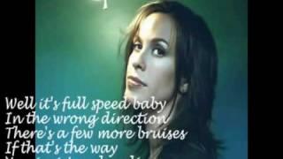 Alanis Morissette - Mary Jane (Karaoke).avi