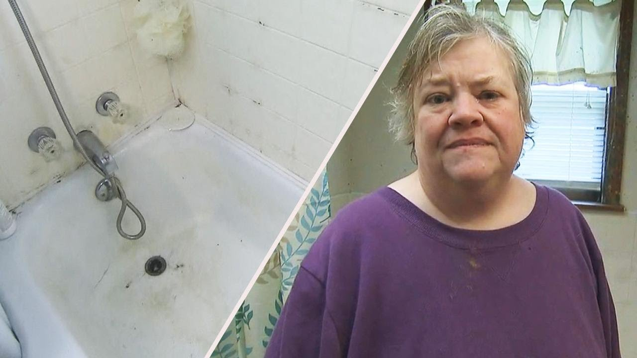 Woman Survives Being Stuck in Bathtub for 5 Days