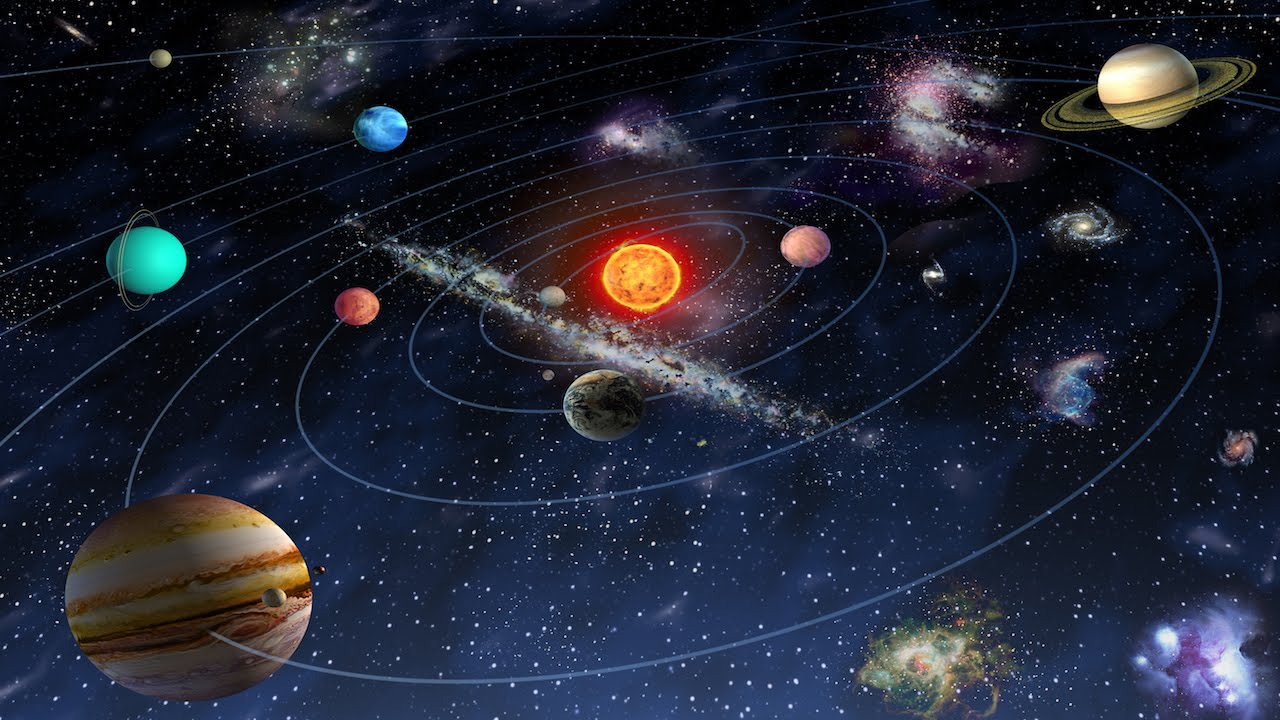 9 Facts You Didn't Know About Our Solar System - YouTube