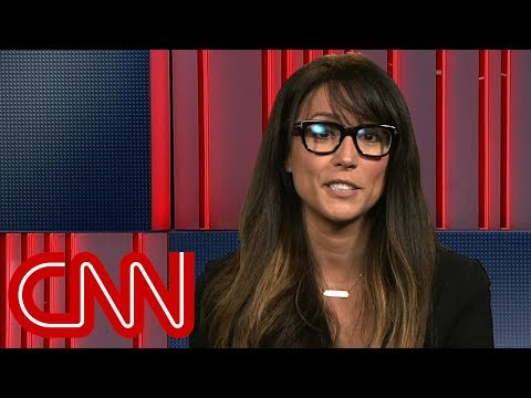 Franken accuser speaks to CNN (full interview)