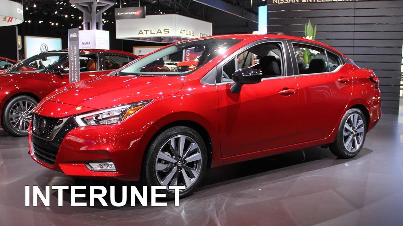 2020 Nissan Versa Sr New Sedan Exterior And Interior Design Youtube