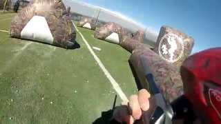GoPro Paintball POV Vegas Xtreme 2014 Bob Long Insight #2