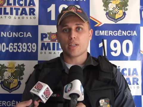 Polícia Militar de Confresa tem novo tenente