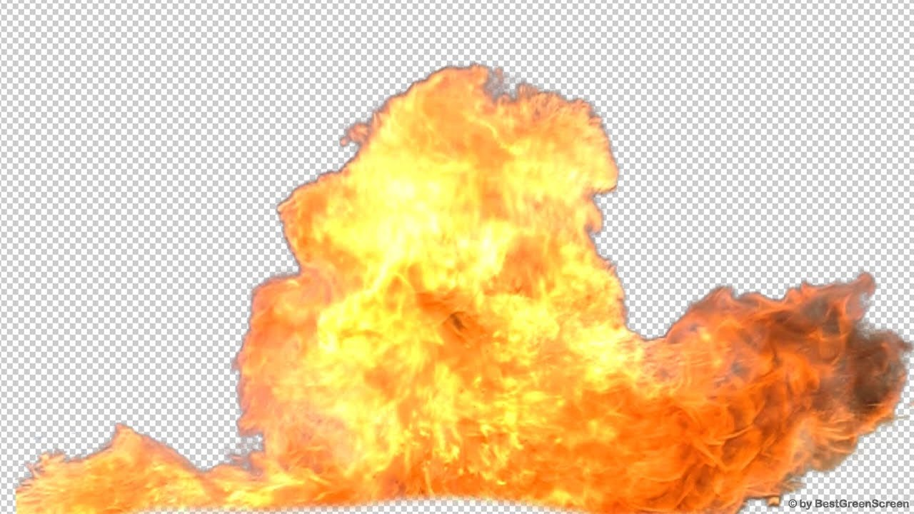 12 pre keyed Explosion Effects - from