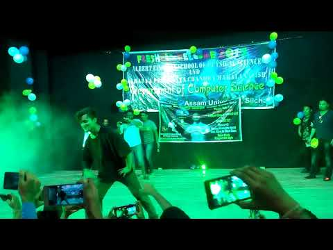 Bir Radha Sherpa Dance Plus 3 | At Assam University, Silchar...