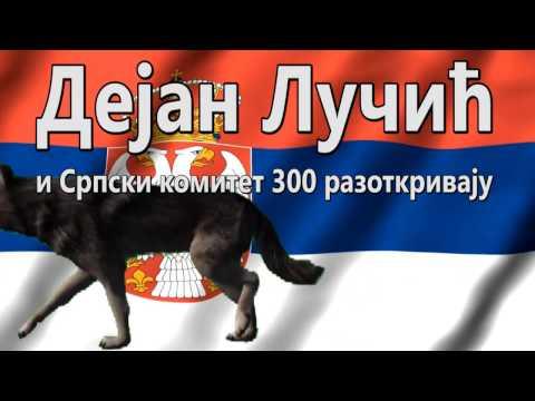 Dejan Lucic SK 300/1: Da li je kum politicko kriminalne mafije Aleksandar Vucic?
