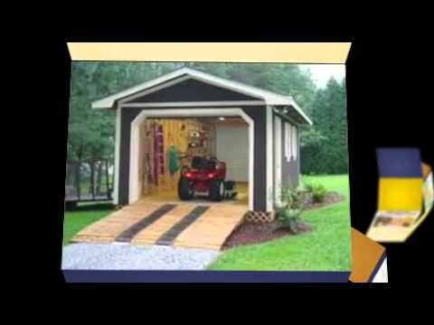 How to Build a Shed  Workshop Shed  Wood Working Plans  YouTube
