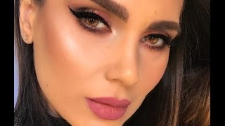 Full Coverage Foundation & How to Make Your Makeup Last. Makeup Tutorial | Ali Andreea