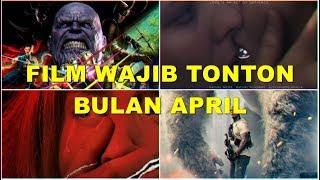 Video 4 FILM HOLLYWOOD WAJIB TONTON DI APRIL 2018 download MP3, 3GP, MP4, WEBM, AVI, FLV September 2018