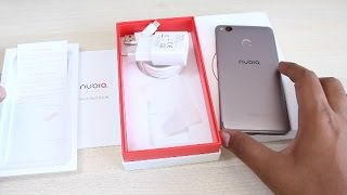 Nubia Z11 Mini S Unboxing, hands on, Camera, Features, India