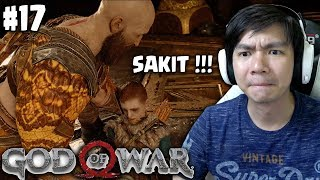 Atreus Sakit 🤒 | God Of War | Indonesia | Part 17
