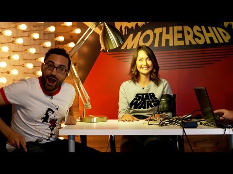 Jessica Chobot Reveals All in Her Lie Detector Test! (Mothership)