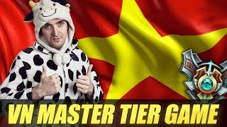 A VISIT TO VIETNAMESE MASTER TIER - Cowsep