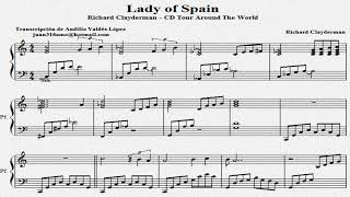 Lady of Spain Richard Clayderman