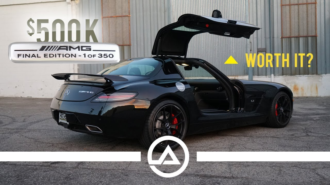 Why the Mercedes SLS AMG Final Edition is Worth $500,000
