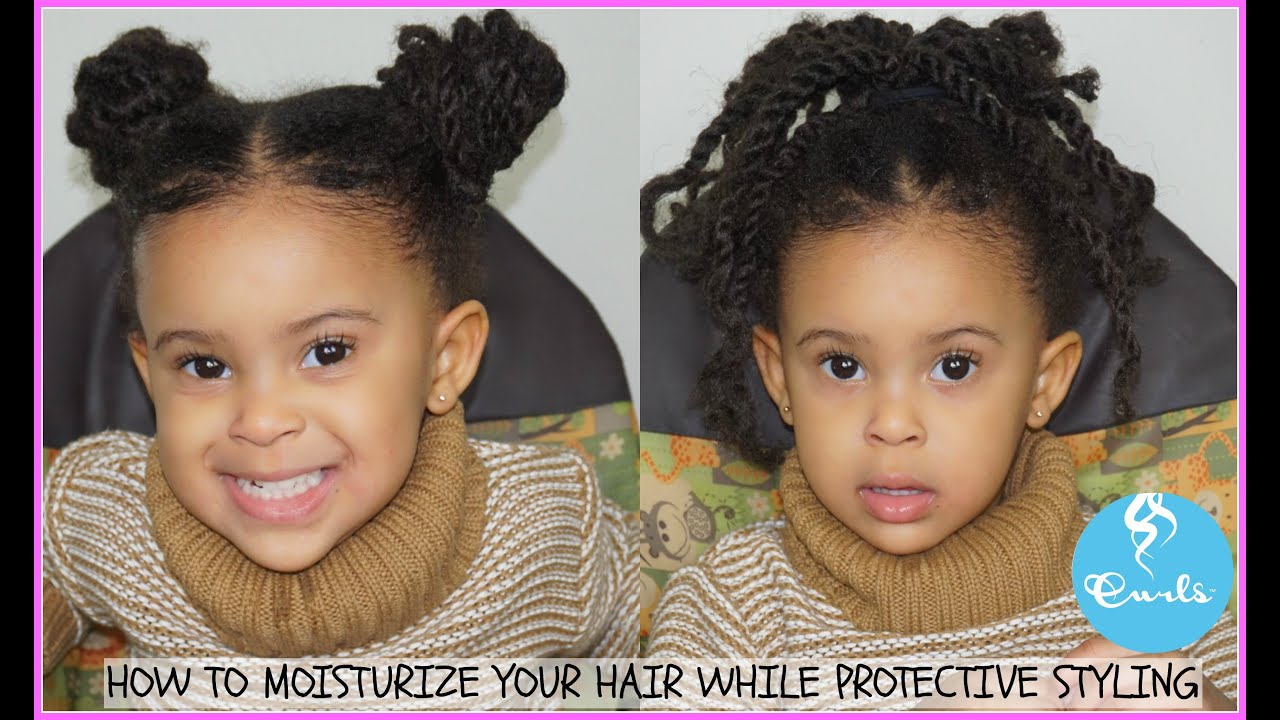 Kinky Twist For Natural Hair Kids Jessica Pettway Youtube