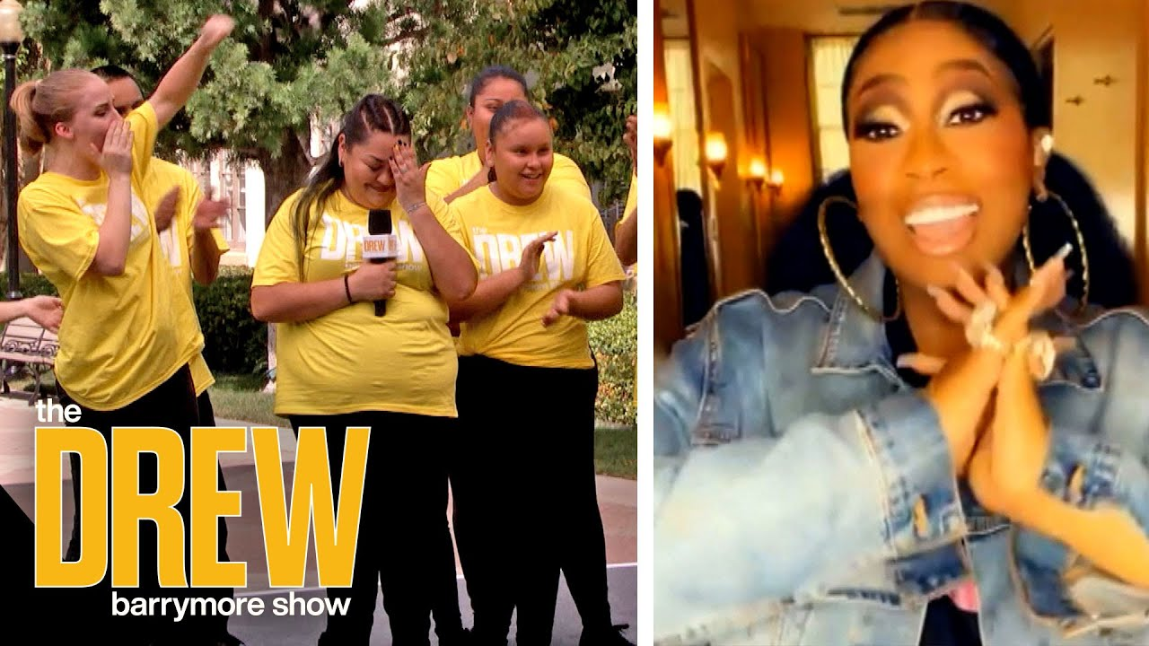 Missy Elliot Gives an Empowering Non-Profit Dance Crew of All Sizes a Special Shoutout