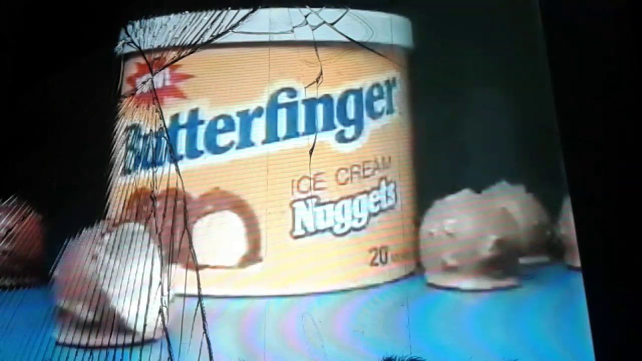 Butterfinger Ice Cream Nuggets 2014