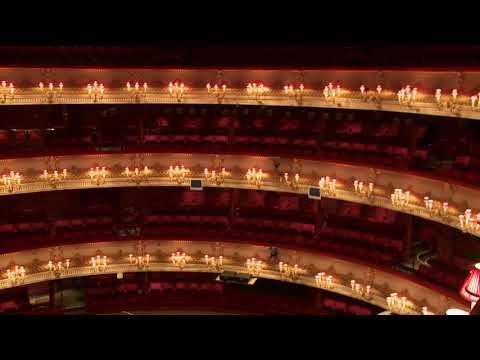 Inside The Royal Opera House
