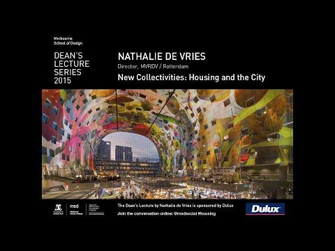 Dean's Lecture Series 2015 - Nathalie De Vries