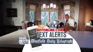 Bluefield Daily Telegraph Text Alerts
