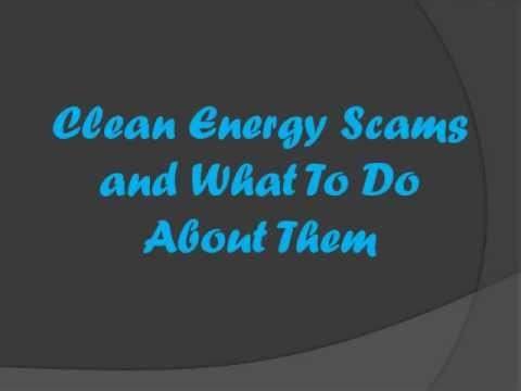 International Asia Global Alternative Energy Fraud Watch - Clean Energy Scams
