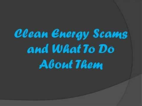 International Asia Global Alternative Energy Fraud Watch - Clean Energy Scams