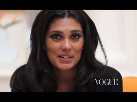 VOGUE INDIA: 5 Minutes With Rachel Roy (Official)