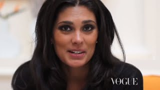 Repeat youtube video VOGUE INDIA: 5 Minutes With Rachel Roy (Official)