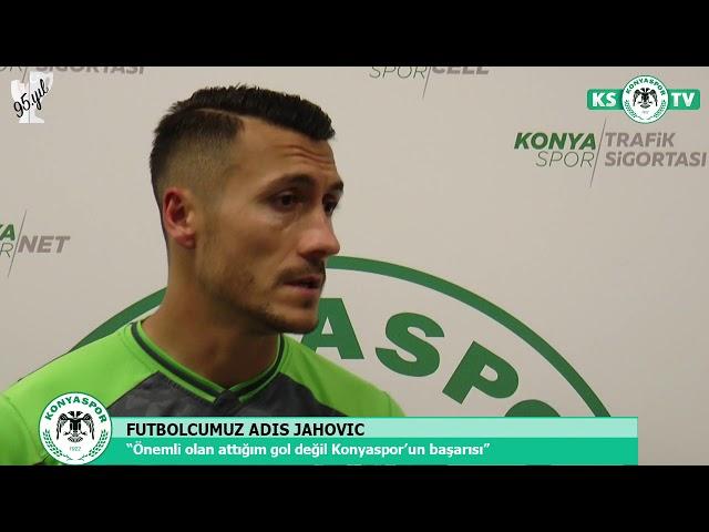 Adis Jahovic: Taraftarlarımız bugün harikuladeydiler