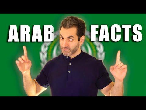 AMAZING ARAB FACTS
