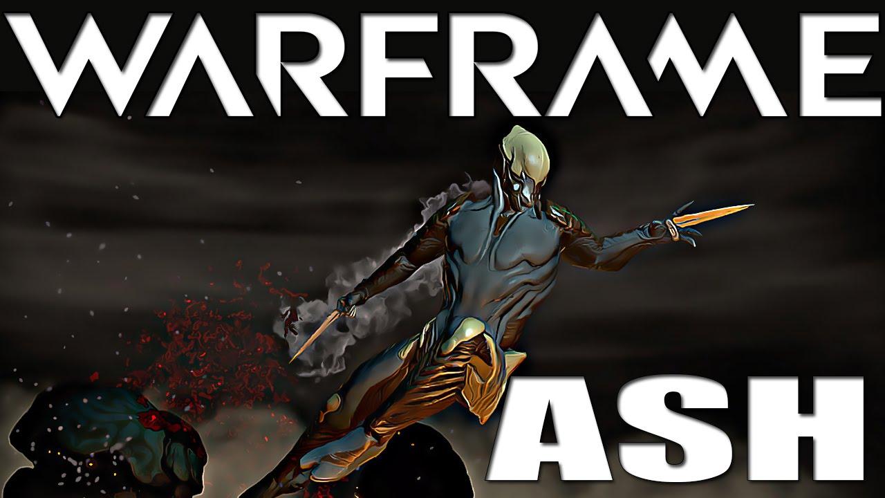 Ash warframe