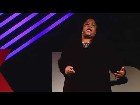 Human Trafficking: More than what you think | Yvette Young | TEDxHartford
