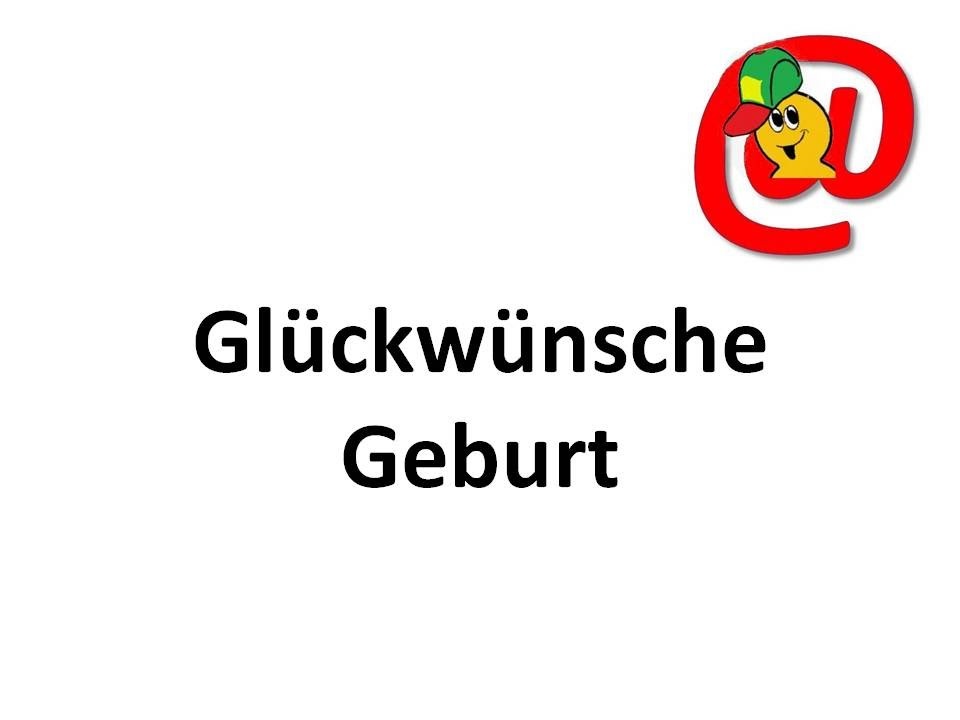 gl ckw nsche an gute freunde zur geburt ihres kindes texte f r e mails und briefe german. Black Bedroom Furniture Sets. Home Design Ideas