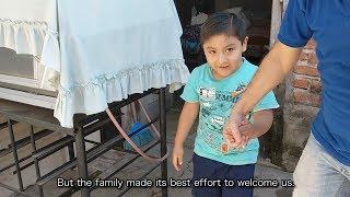 2018 World Vision Sponsor Meets Child