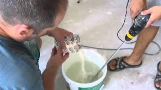 Как клеить флизелиновые обои ,часть 2(Весь процесс подготовки к поклейке обоев., 2014-08-24T03:23:11.000Z)