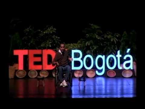 Juan Pablo Salazar at TEDxBogotá