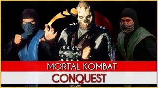 Mortal Kombat: Завоевание | Интересные вещи в сериале