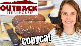 COPYCAT Outback Steakhouse Bręad Recipe | Simple Ingredients + Easy to Make at Home | Julia Pacheco