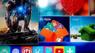 Actualizar Kodi, configurar IPTV y Iptv Player latino en tv box Android 6.0 Mxq pro 4k