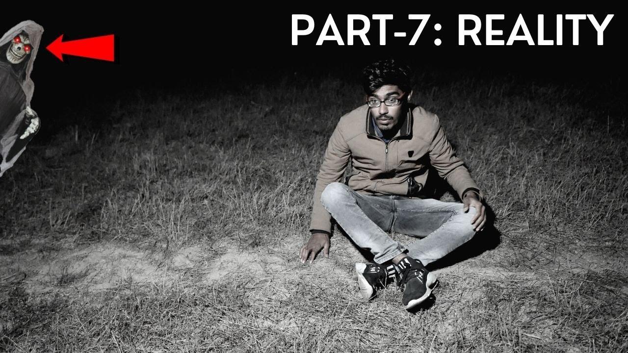 Ghost Challenge At Night- Part-7   The Reality   पूरी सच्चाई