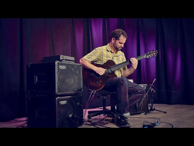 Tone Sessions: Charlie Hunter – Subway D-800 & 1x12 / Lone Star 1x12 & CabClone