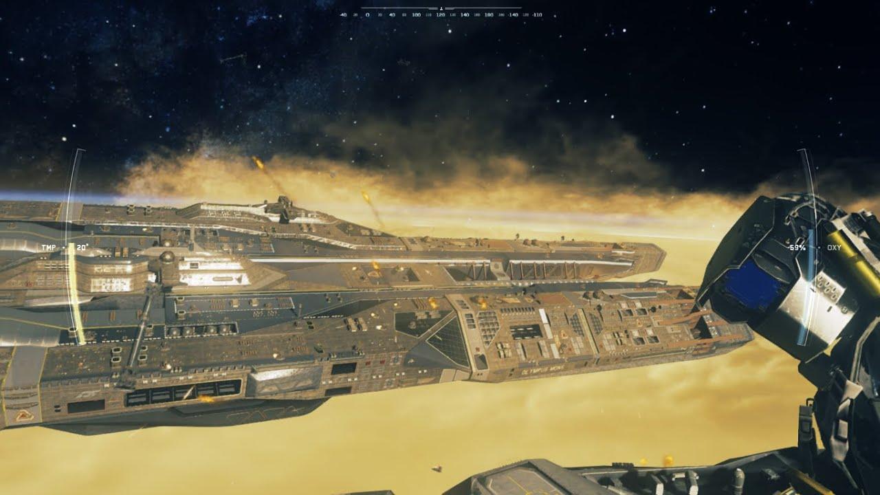 Call of Duty Infinite Warfare: Mission -  Operation Burn