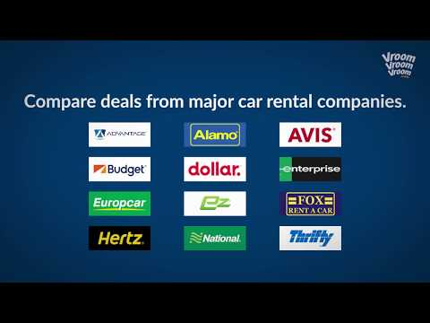 How To Book Rental Car In The United States