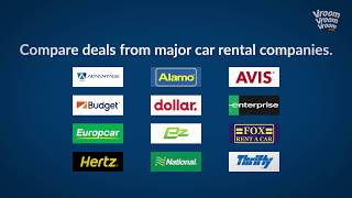 How to book a rental car in the United States