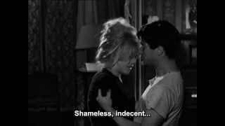 La Vérité (1960). Beautiful, selfish, amoral...