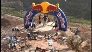Amazing Mountain Bike Jump Competition - Red Bull Rampage - Virgin, Utah